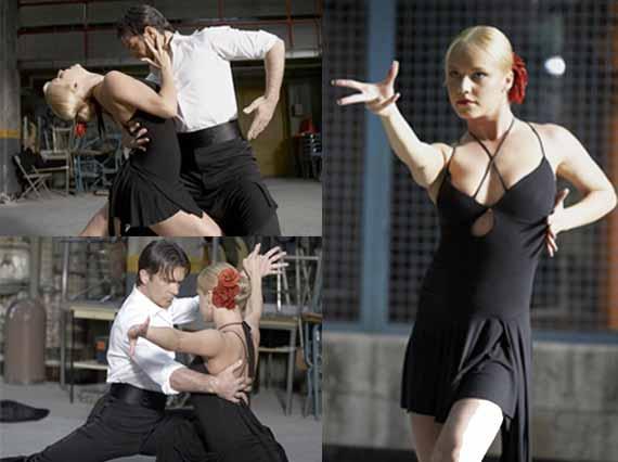 Парные бальные танцы