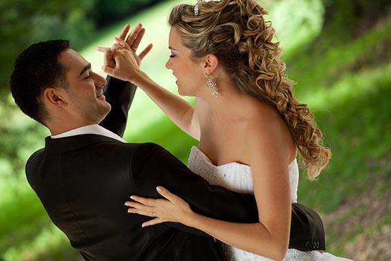 Как поставить свадебный танец самостоятельно: советы для начинающих